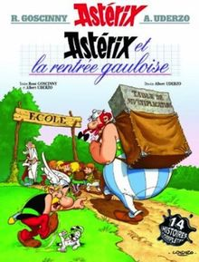 Asterix et la rentree gauloise: 14 histoires completes (Derives)