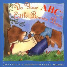 Do Your ABCs Little Brown Bear