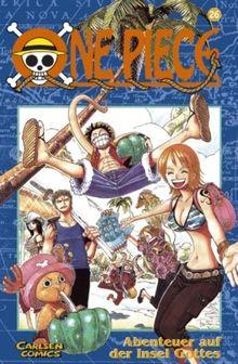 One Piece, Band 26: Abenteuer auf der Insel Gottes