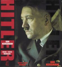 Kershaw, Ian : Hitler 1936-1945: Nemesis (Allen Lane History)