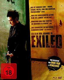 Exiled - Mediabook (+ DVD) [Blu-ray]