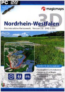 Nordrhein-Westfalen 3D Ost. 2.0