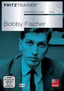Fritztrainer Master Class Vol. 1: Bobby Fischer: Videoschachtraining - Lernen von den Weltmeistern