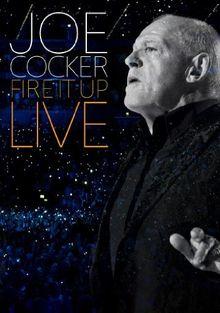Joe Cocker - Fire it Up/Live [Blu-ray]