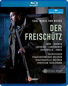 Weber: Der Freischütz (Semperoper Dresden, 2015) [Blu-ray]