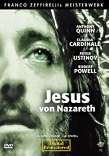 Jesus von Nazareth [4 DVDs]
