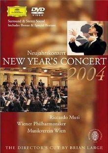 Vienna Philharmonic - New Year's Concert 2004