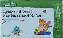 miniLÜK-Set: Spaß und Spiel mit Bussi Bär und Bello: Fröhliche Zuordnungspiele für Kinder ab 4 Jahren