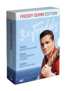 Freddy Quinn Edition [3 DVDs]
