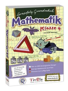Lernerfolg Grundschule - Mathematik Klasse 4