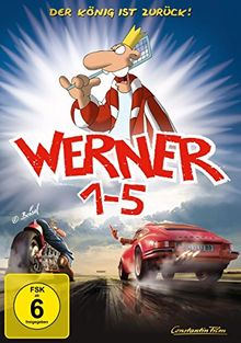 Werner 1-5 Königsbox [5 DVDs]