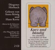 Kurz und bündig, 2 Audio-CDs