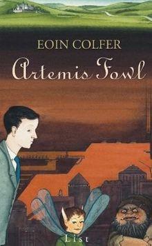 Artemis Fowl: Roman