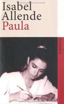 Paula (suhrkamp taschenbuch)