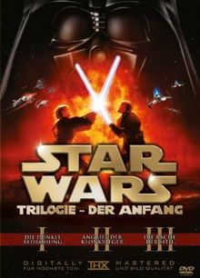 Star Wars Trilogie: Der Anfang - Episode I-III [3 DVDs]