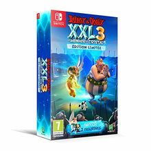 Asterix & Obelix XXL 3 Der Crystal Menhir Limited Edition Game Switch