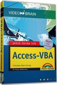Access-VBA - Start ohne Vorwissen (DVD-ROM)