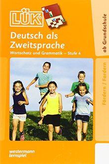 LÜK: Deutsch als Zweitsprache 4
