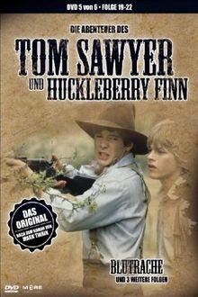 Tom Sawyer & Huckleberry Finn DVD 5 (Folge 19-22)