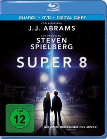 Super 8 (inkl. Digital Copy) [Blu-ray]