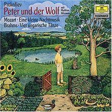 Peter und Wolf / Eine kleine Nachtmusik / Vier Ungarische Tänze