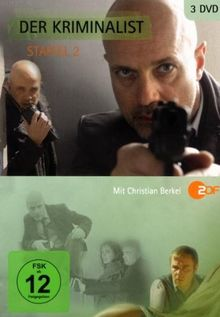 Der Kriminalist - Staffel 02 [3 DVDs]