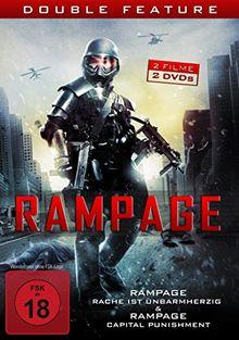 Rampage - Rache ist unbarmherzig / Rampage - Capital Punishment [2 DVDs]