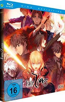 Fate/Zero - Box Vol. 4 [Blu-ray]