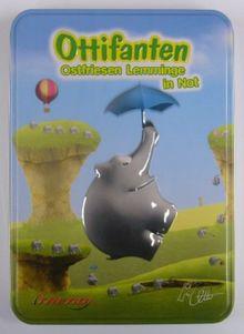 Ottifanten - Ostfriesenlemminge in Not in Metalbox