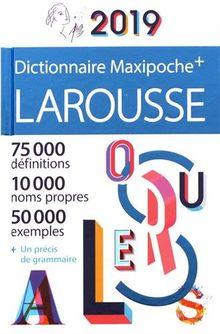 Dictionnaire Maxipoche Larousse De Collectif