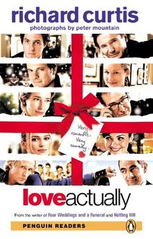 Penguin Readers Level 4 Love Actually