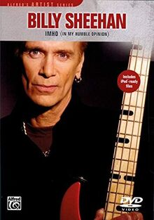 Billy Sheehan: Imho (In My Hunble Opinion): Imho (in My Humble Opinion (Alfred's Artist Series)