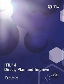 ITIL 4 Managing Professional Direct, Plan and Improve