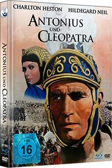 William Shakespeare's Antonius und Cleopatra - Special Edition Langfassung (Limited Mediabook mit Blu-ray+DVD+uncut Extended Version als OV)