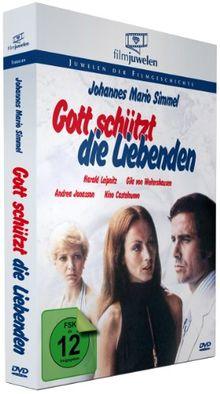 Johannes Mario Simmel: Gott schützt die Liebenden - Filmjuwelen
