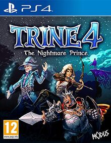 JustForGames TRINE 4 The Nightmare Prince – PS4