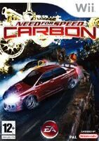 GIOCO WII NFS CARBON