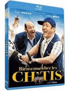 Bienvenue chez les ch'tis [Blu-ray] [FR IMPORT]