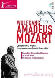 Zeno.org 008 Wolfgang Amadeus Mozart - Leben und Werk