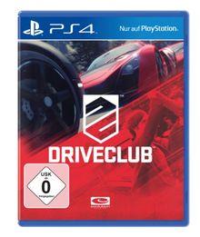 DriveClub (Standard-Edition) - [PlayStation 4]