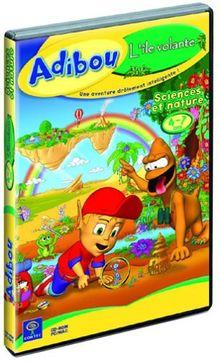 Adibou 3 : L'île volante (initiation aux Sciences), 4-7 ans
