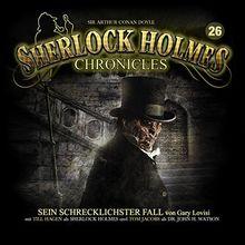 Sherlock Holmes Chronicles 26-Sein schrecklichster Fall