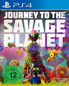 Journey to the Savage Planet - [PlayStation 4]