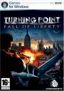 Turning Point Fall of Liberty - PC - FR