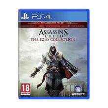 Assassin's Creed, The Ezio Collection PS4