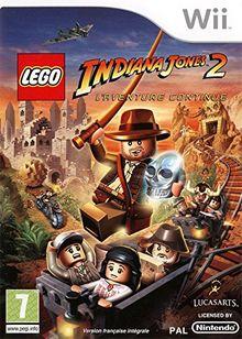 Lego Indiana Jones 2 : Adventure Continues [Nintendo Wii]