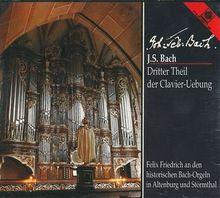 J.S.Bach-Dritter Theil der Clavier-Uebung