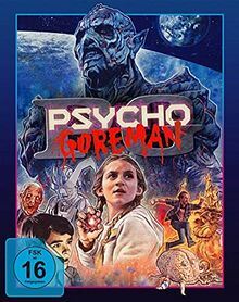 Psycho Goreman - Mediabook Cover A - Blu-ray + DVD Limited Edition