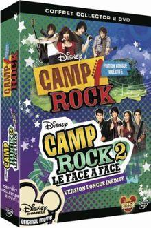 Coffret camp rock [FR Import]