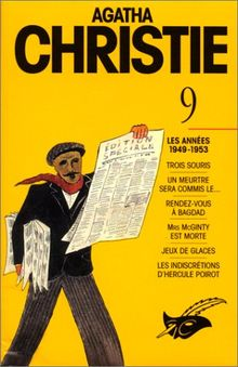 Agatha Christie, tome 9 : Les Années 1949-1953 (Integrales du Masque)